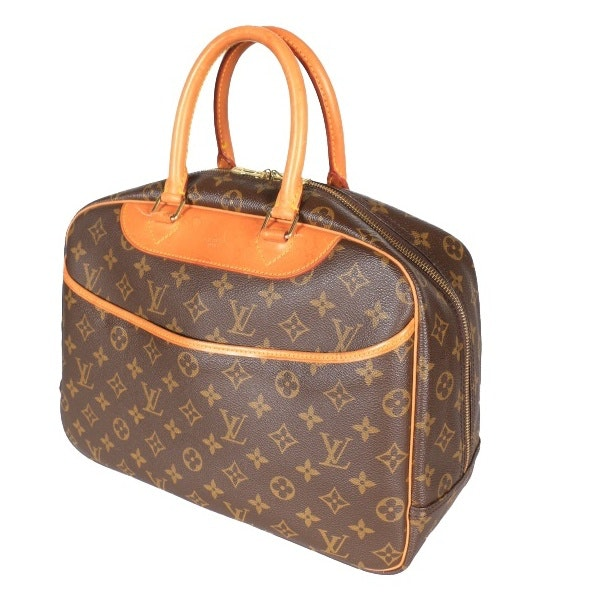 """Louis Vuitton """"Deauville"""" Travel Tote in Monogrammed Canvas"""