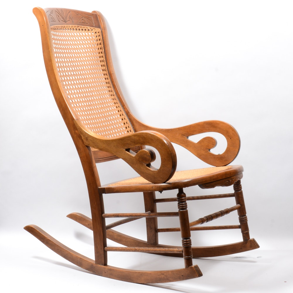 Lincoln Style Rocking Chair