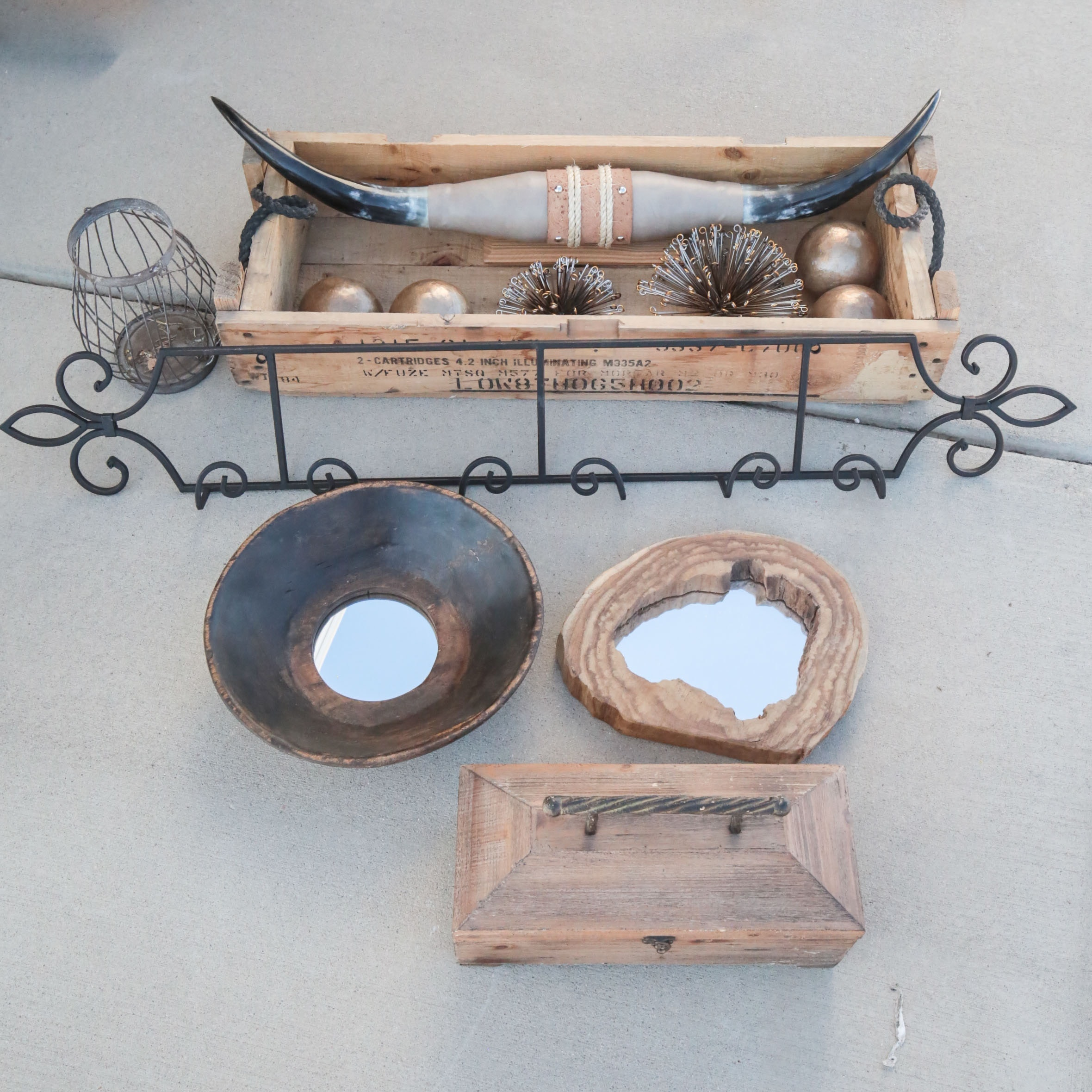 Collection of Rustic Home Decor