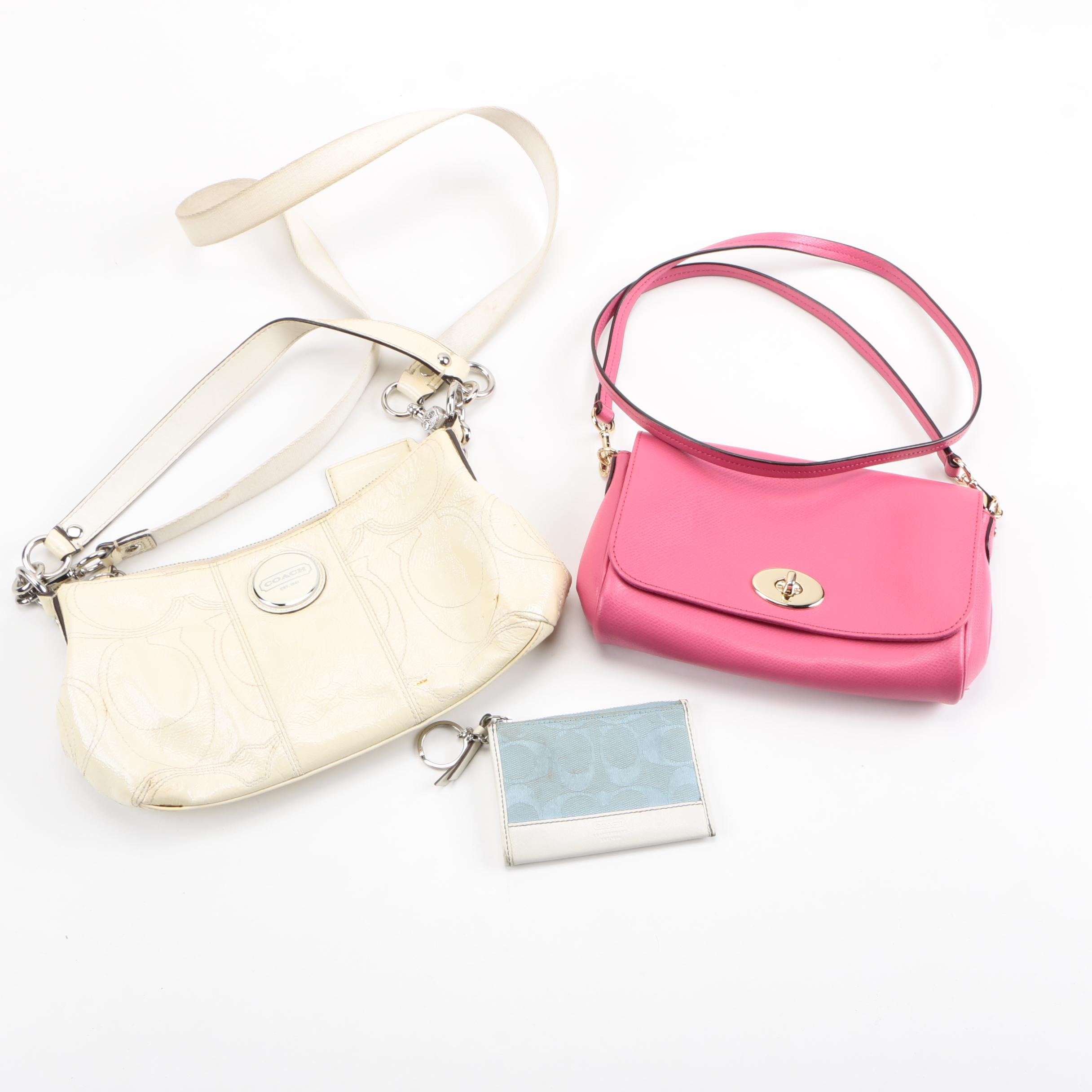 Coach Shoulder Bags and Coin Purse