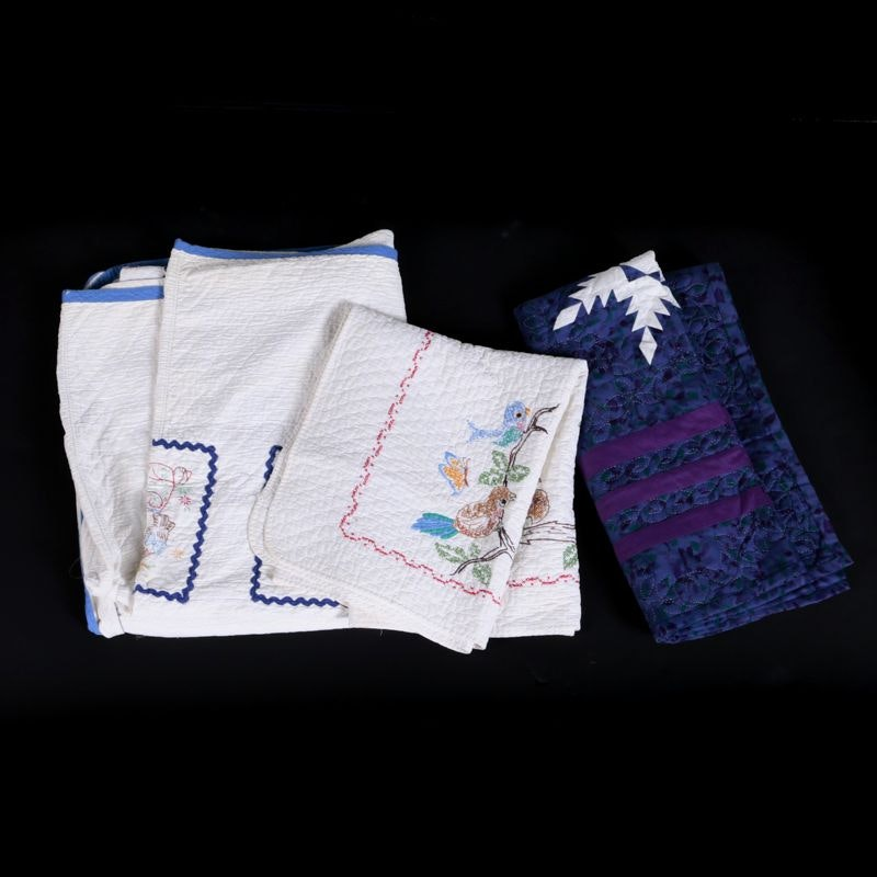 Vintage Baby Quilts