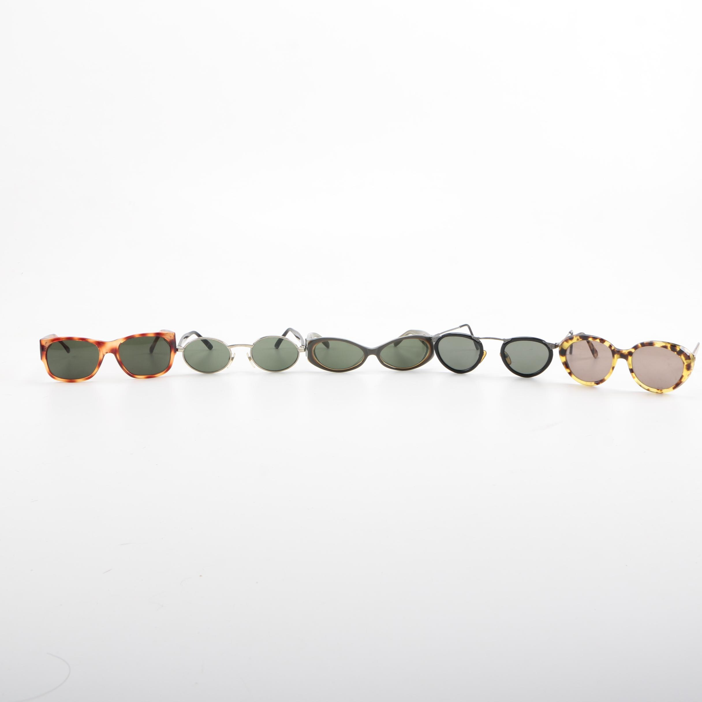 Collection of Sunglasses