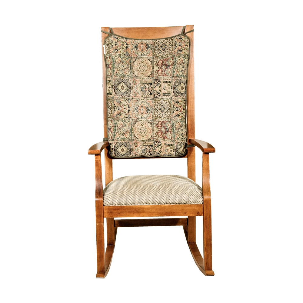 Arts and Crafts Style Rocking Chair