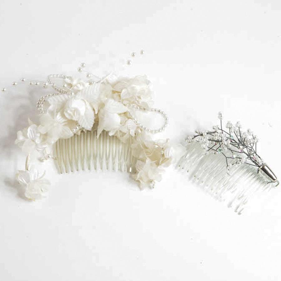 Vintage Wedding Hair Combs