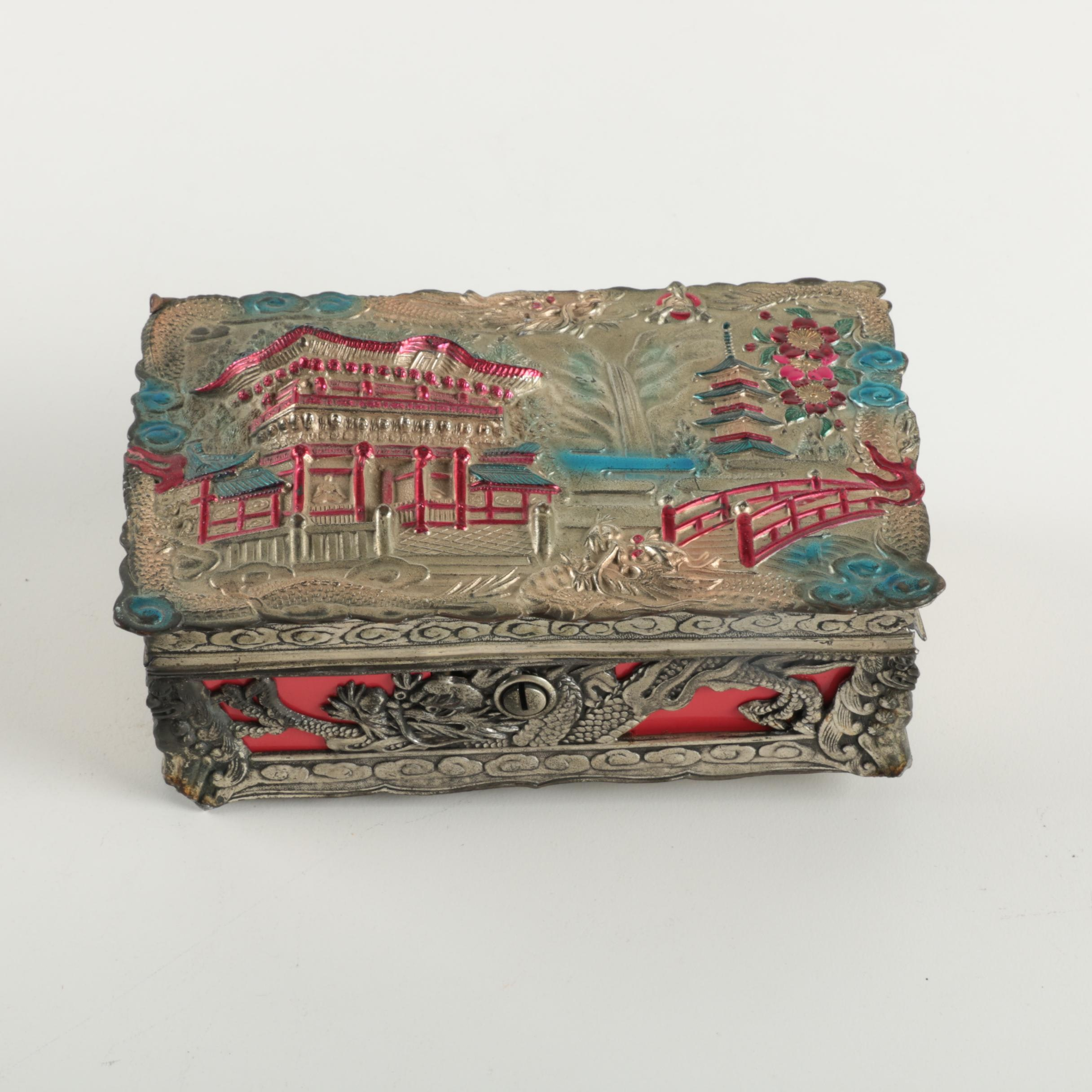 East Asian Style Music Box