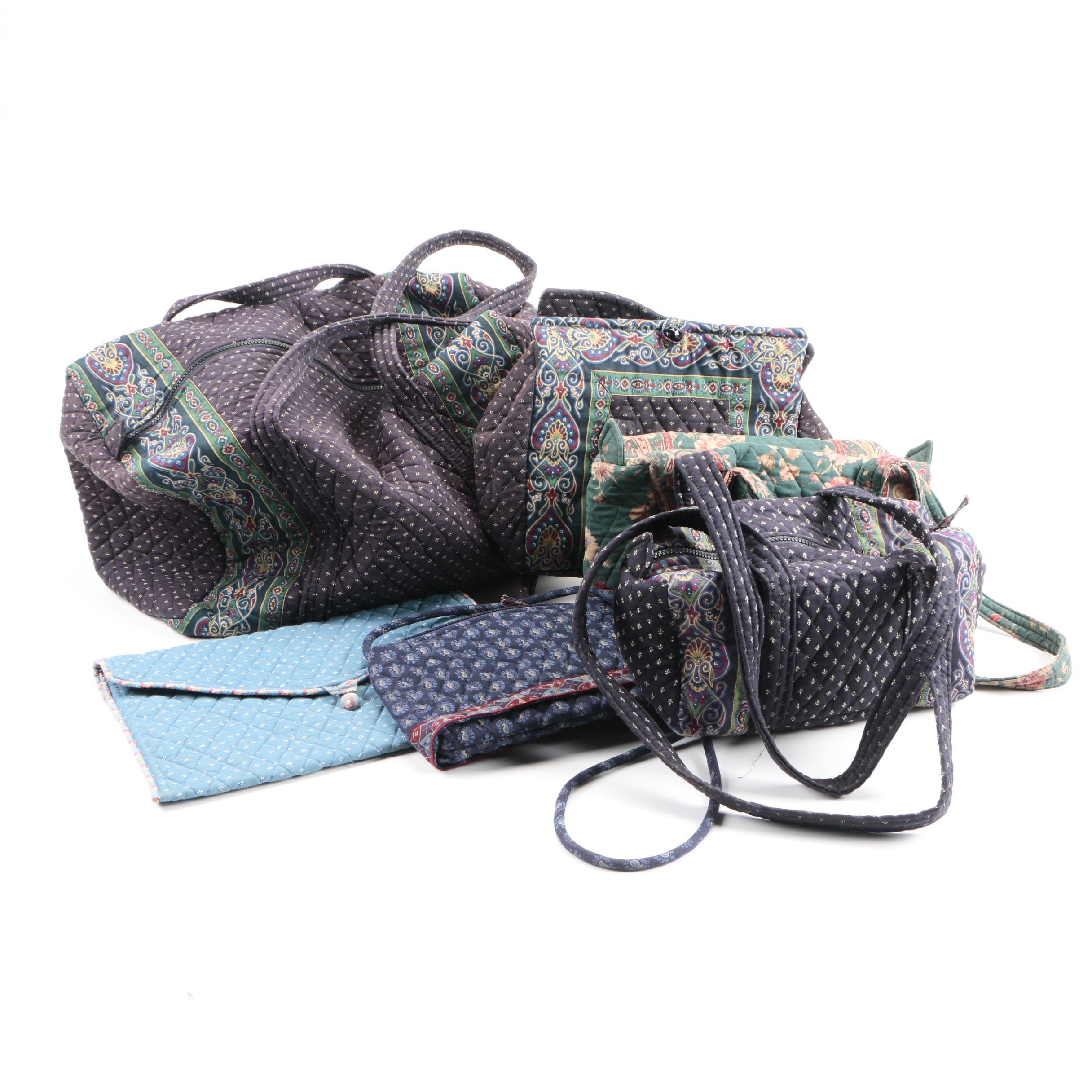 Vintage Vera Bradley Bag Assortment
