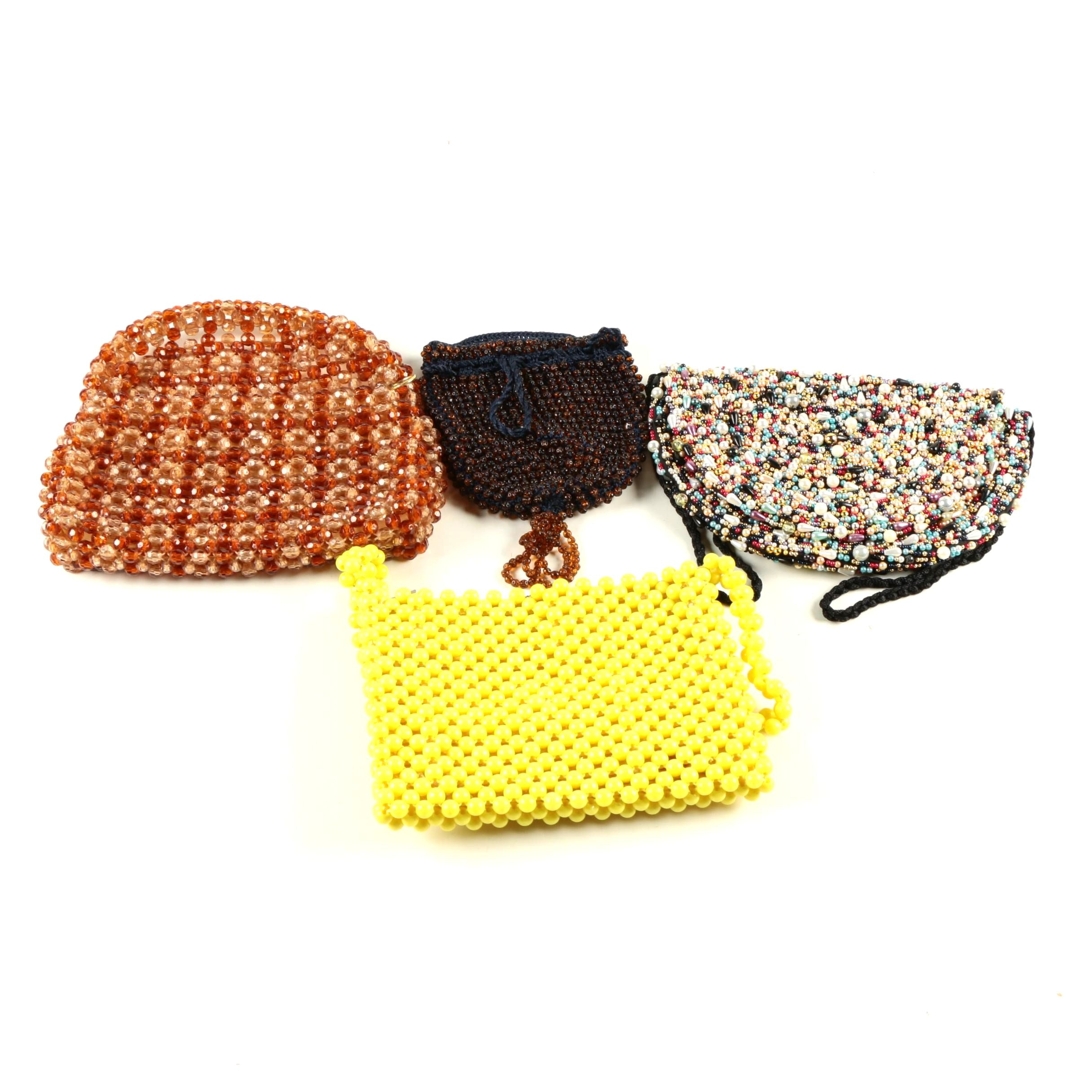 Beaded Handbags Including Lady Ellen