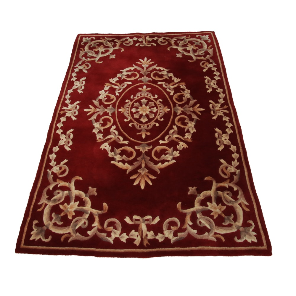 Chinese Hand Tufted Area Rug