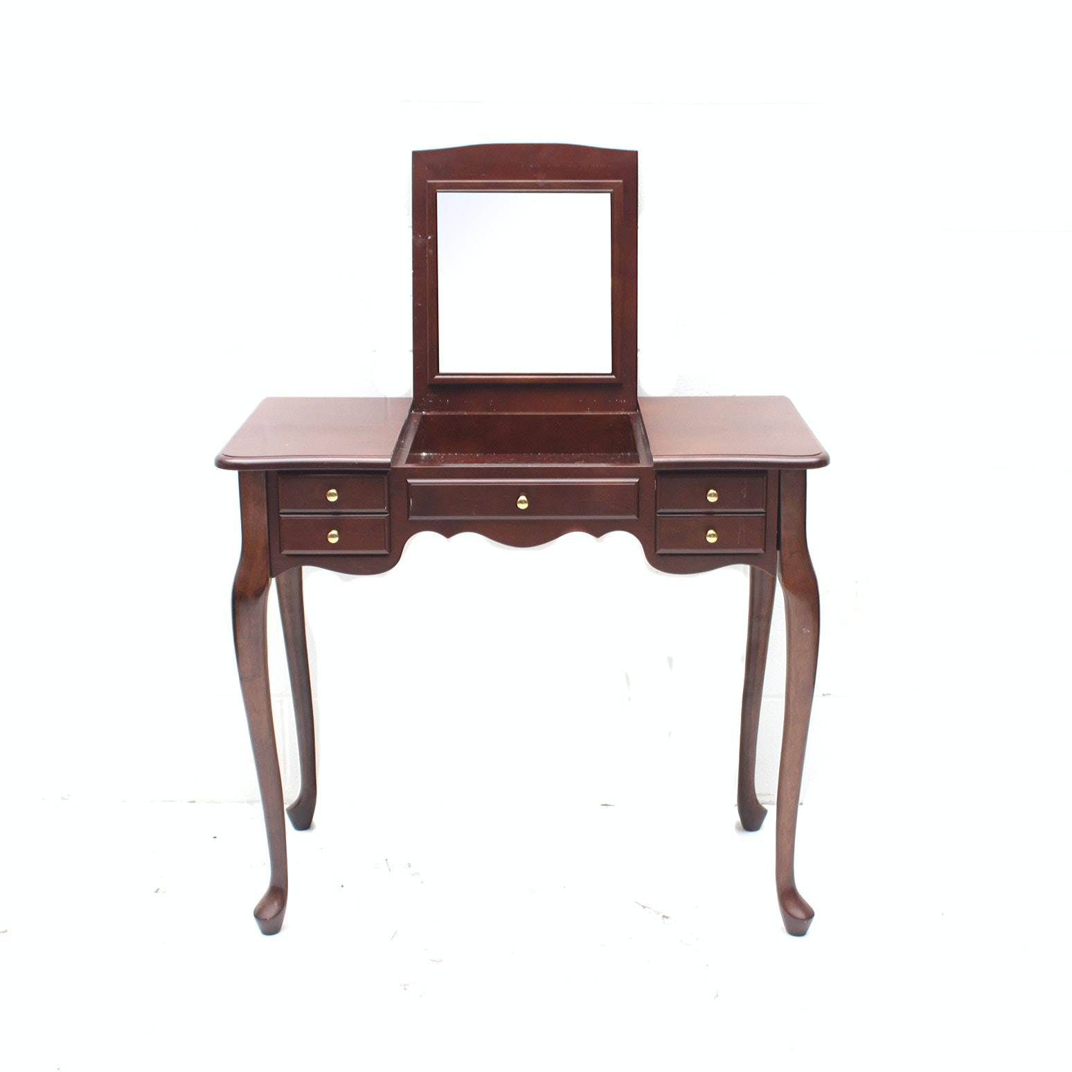 Chippendale Style Vanity