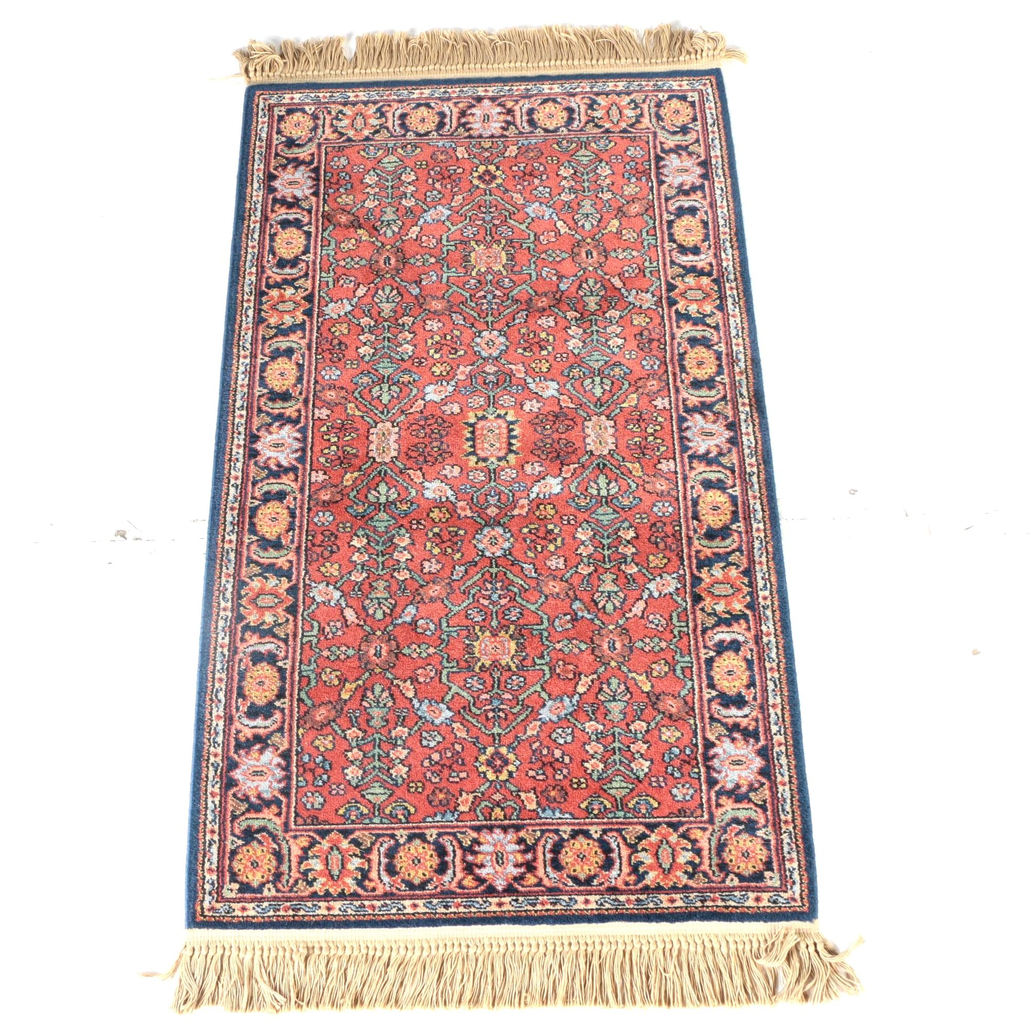 "Power-Loomed Karastan ""Serapi"" Area Rug"