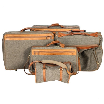 Collection of Vintage Hartmann Luggage : EBTH
