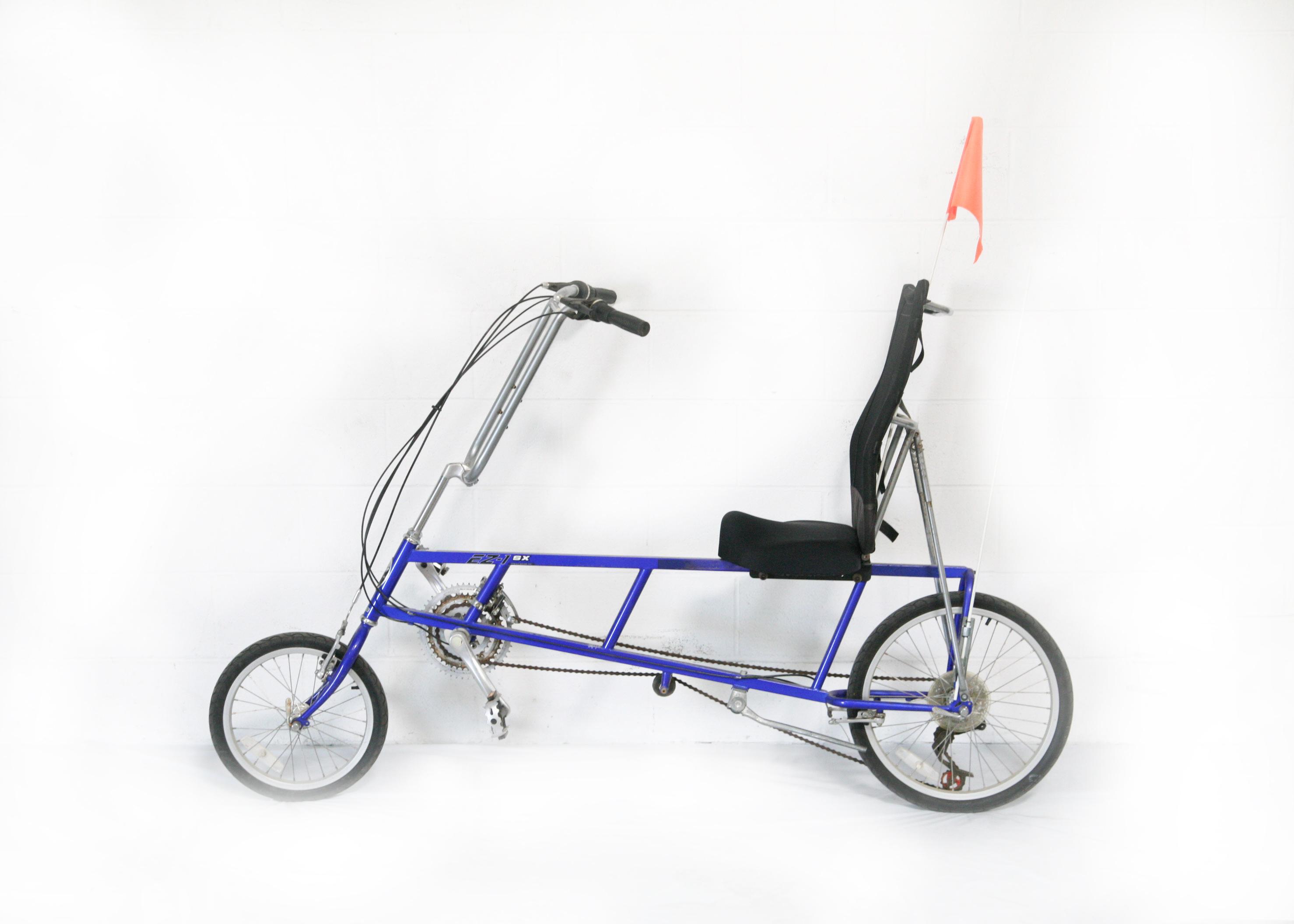 Sun Ez 1 Sx Recumbent Bicycle