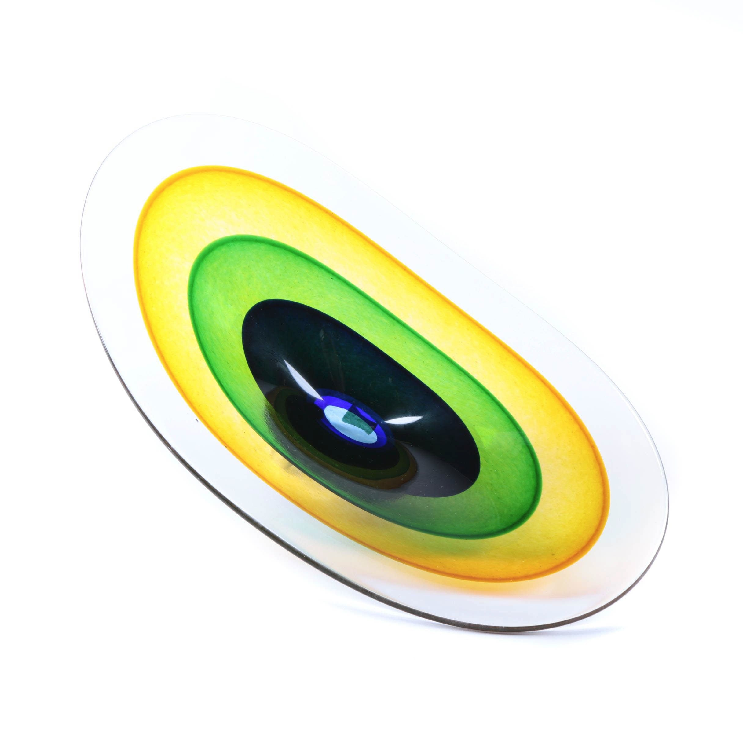 "Richard Glass ""Saturn Bowl"""