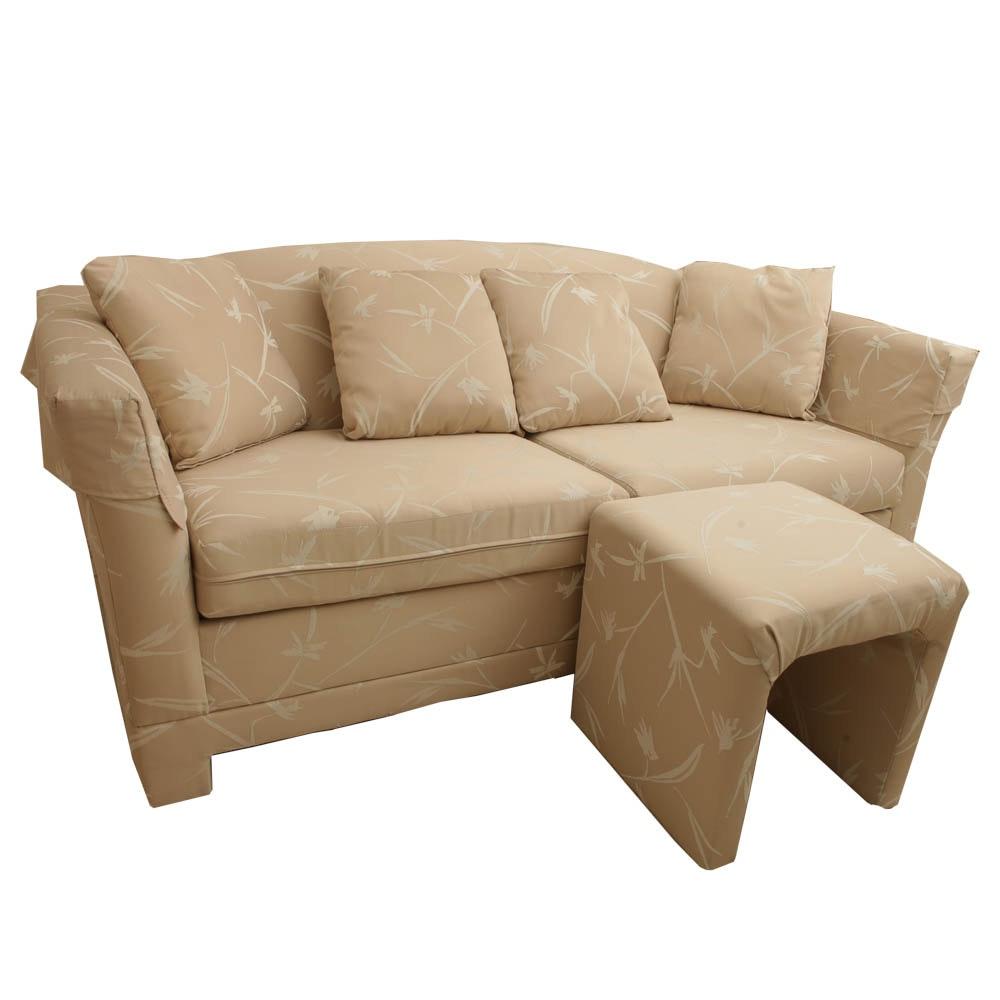 Stearns & Foster Convertible Sleeper Sofa