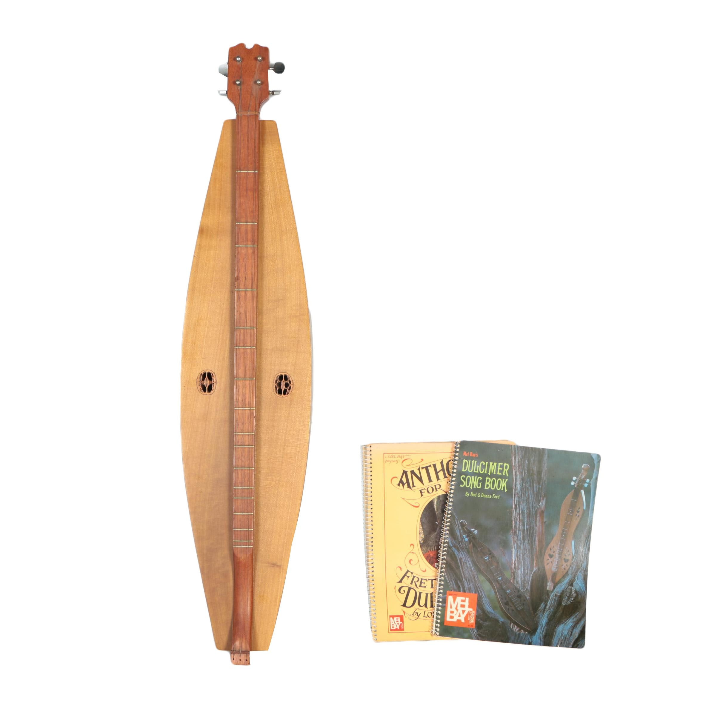 Handcrafted Appalachian Dulcimer and Songbooks