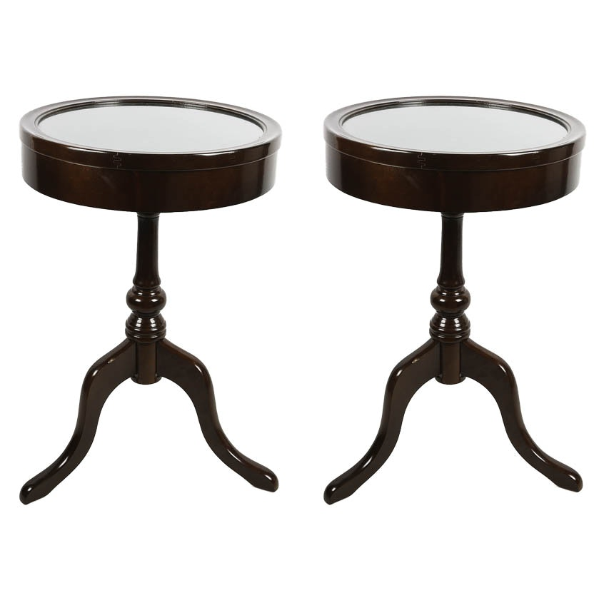 Round Display Tables by The Bombay Company
