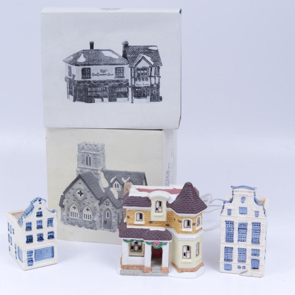 """Heritage Village Collection """"Dicken's Village Series"""""""