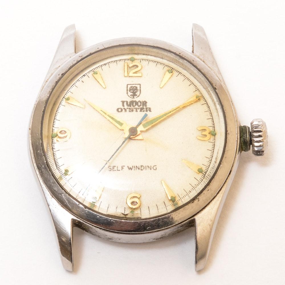 Tudor Oyster Self Winding Wrist Watch