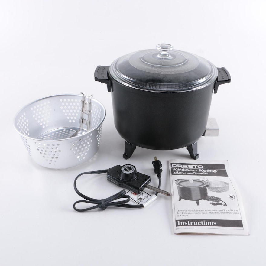 Presto Kitchen Kettle Multi Cooker