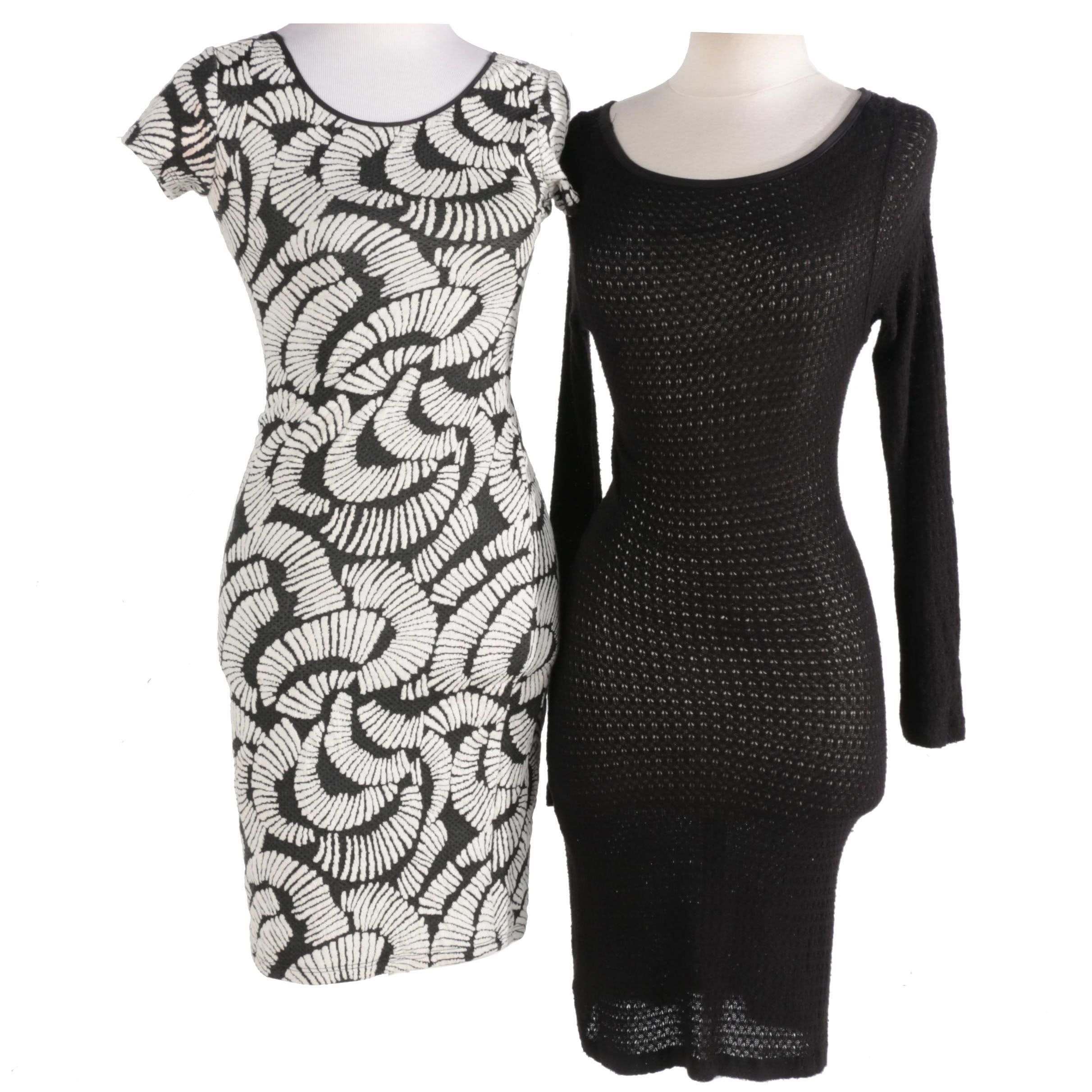 Women's Contemporary Knit Dresses