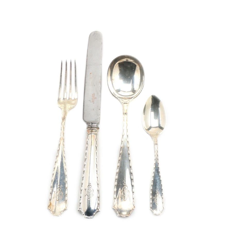 "Tiffany & Co. ""Marquise"" Flatware"