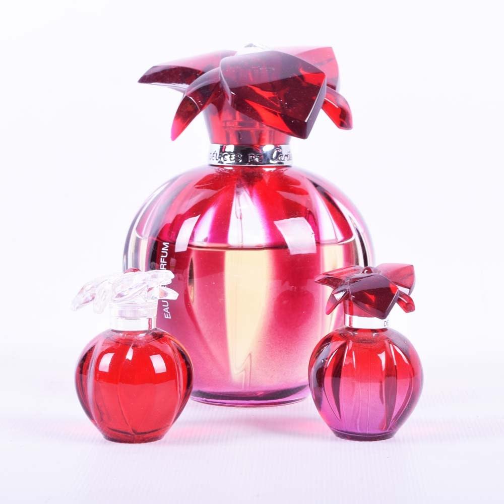 """Cartier """"Delices"""" Perfume"""