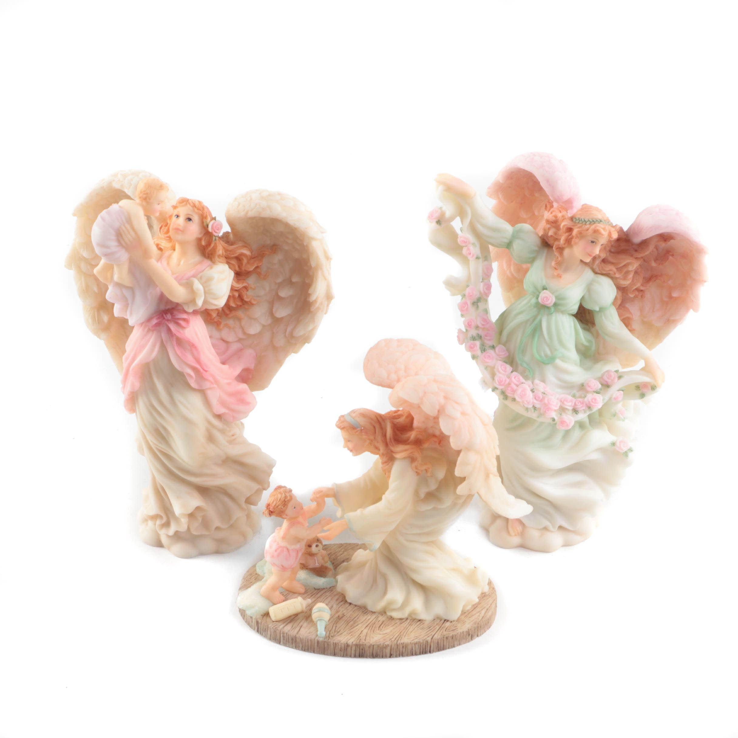 Three Seraphim Classics Figurines