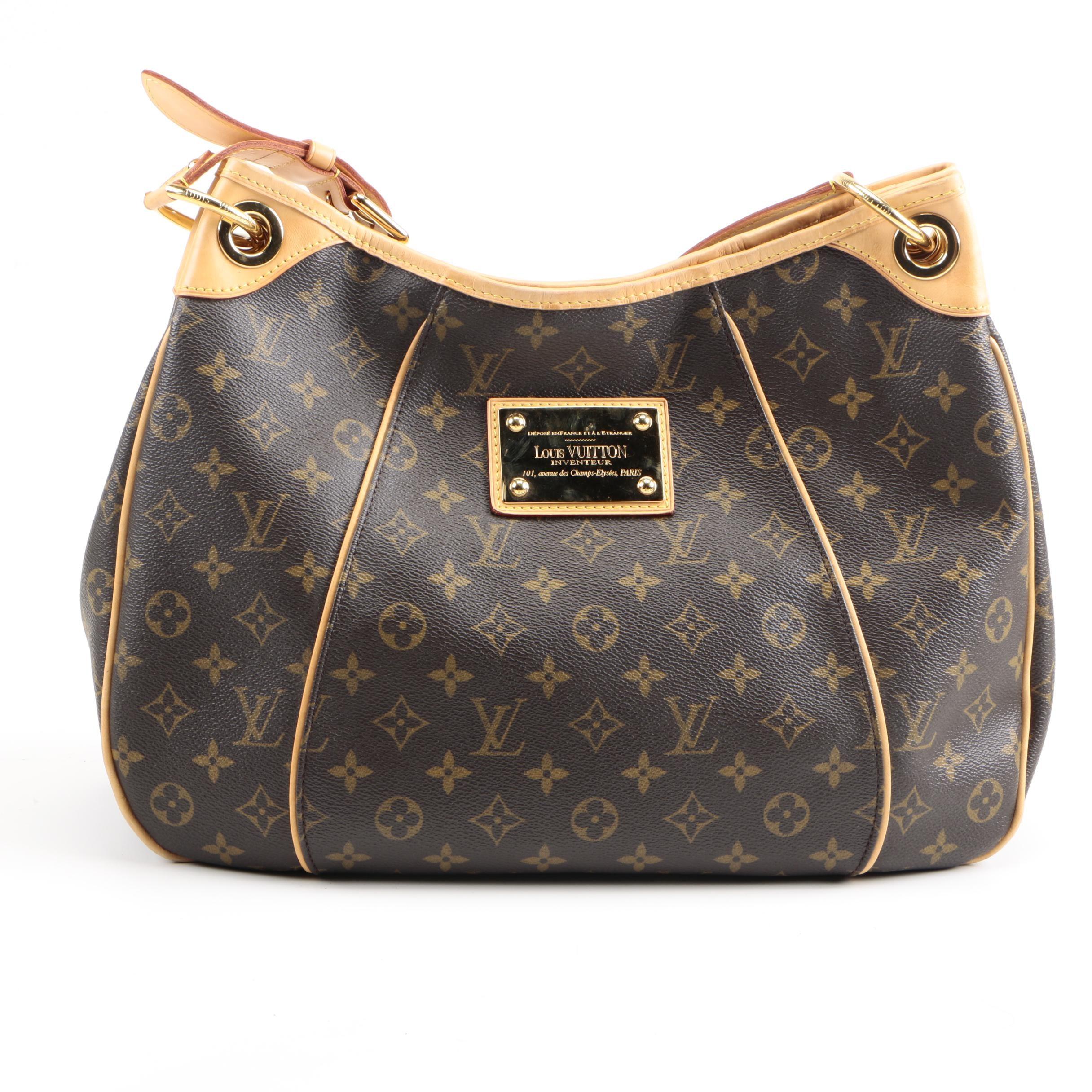 Louis Vuitton Inventeur Galliera Handbag
