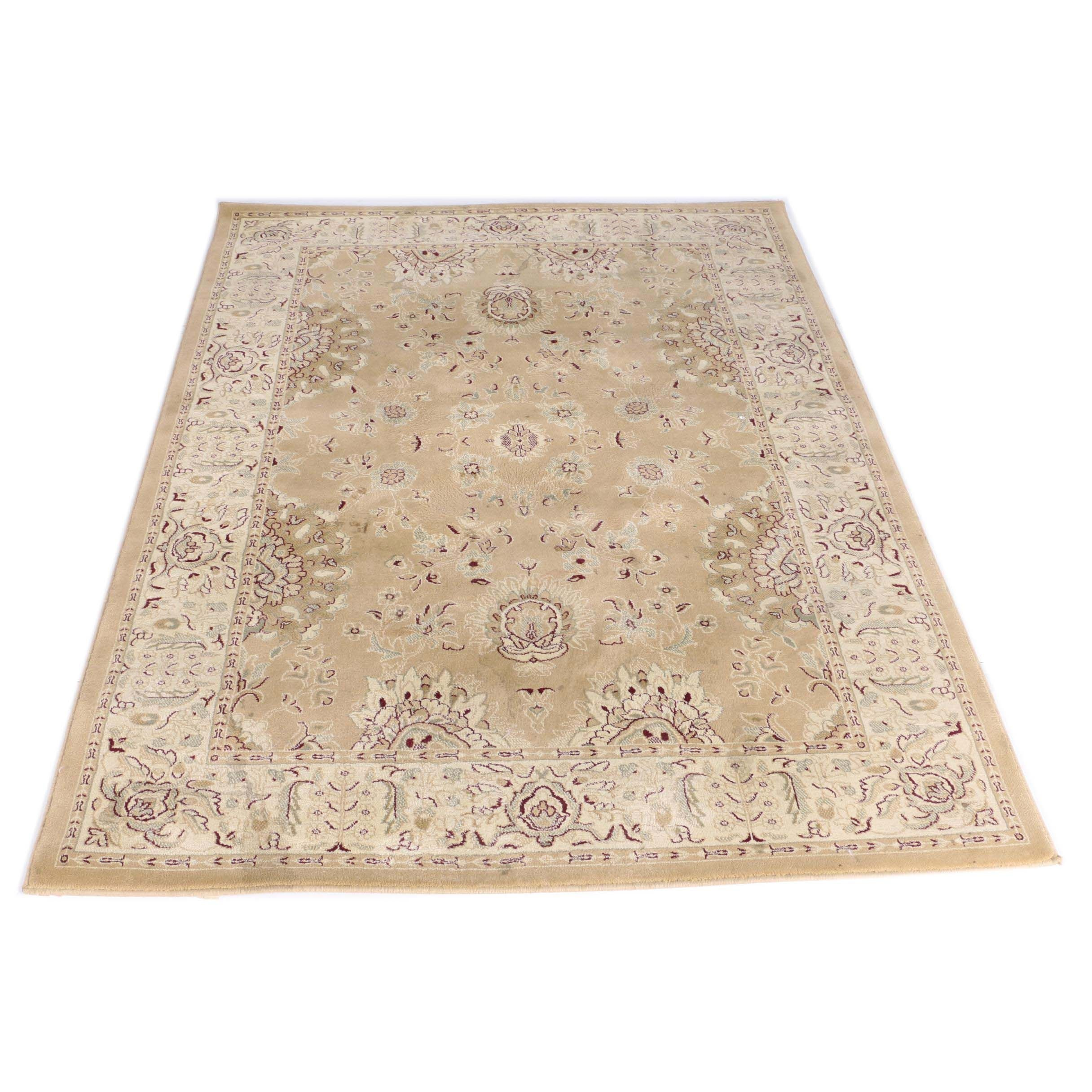 "Large Power-Loomed Turkish ""Excellent Collection"" Area Rug"