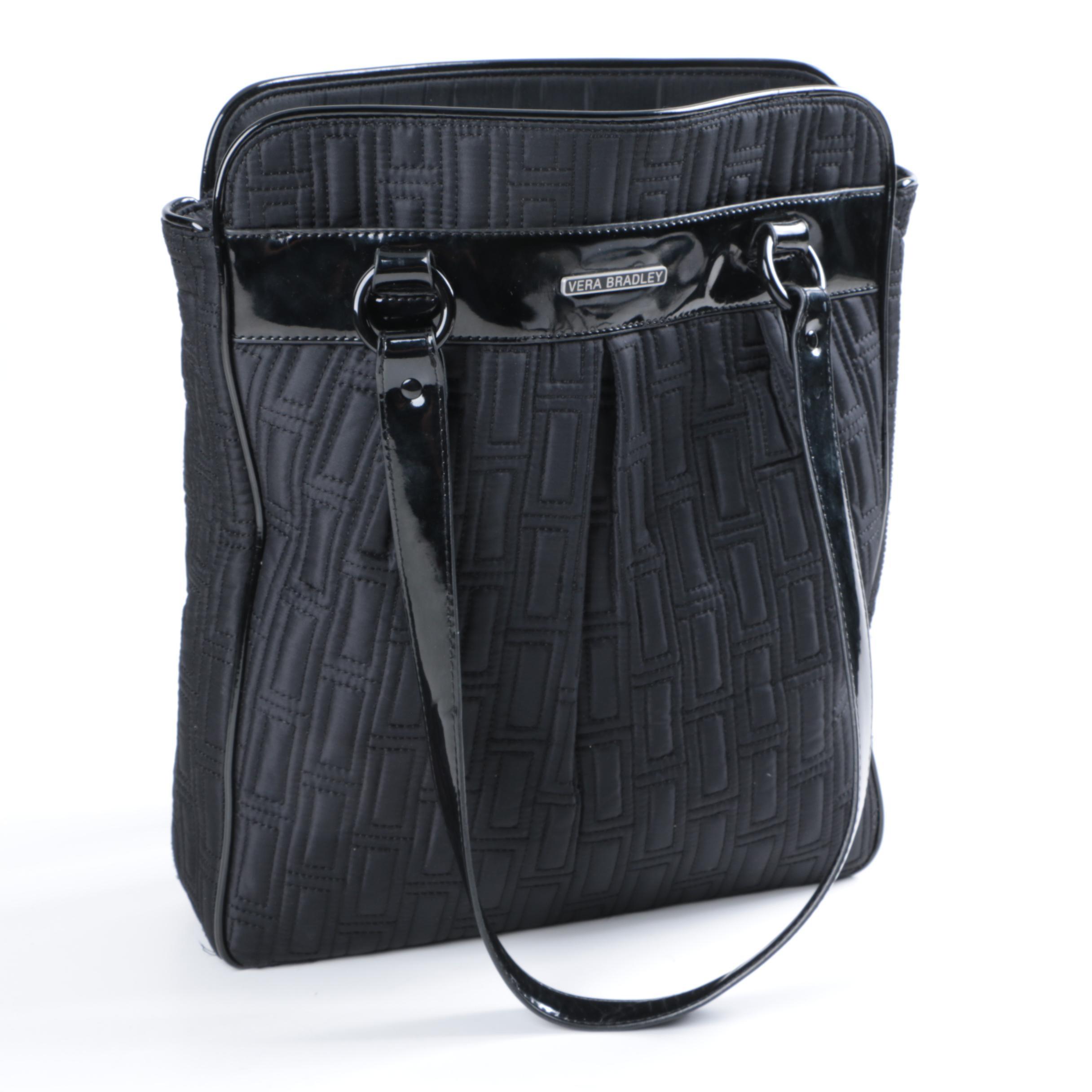 Vera Bradley Quilted Shoulder Bag