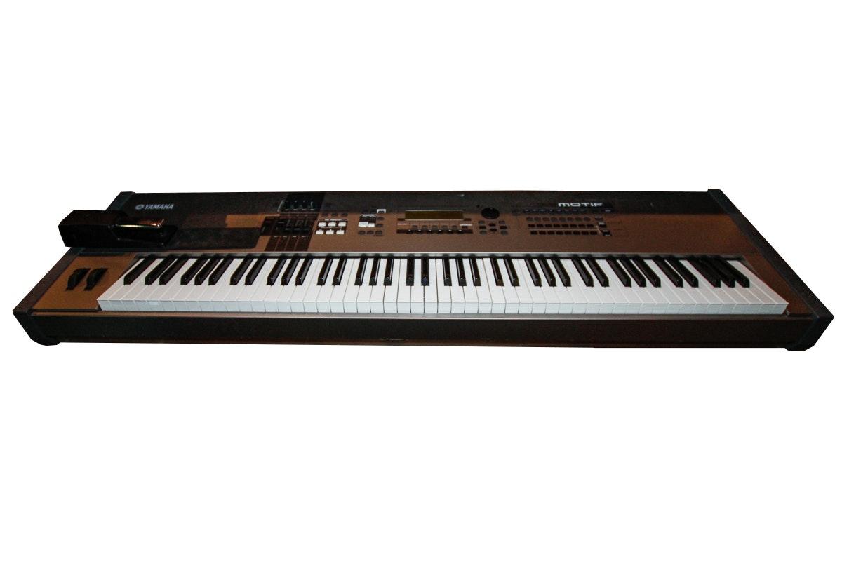 Sams Auto Sales >> Yamaha Motif 8 Keyboard : EBTH