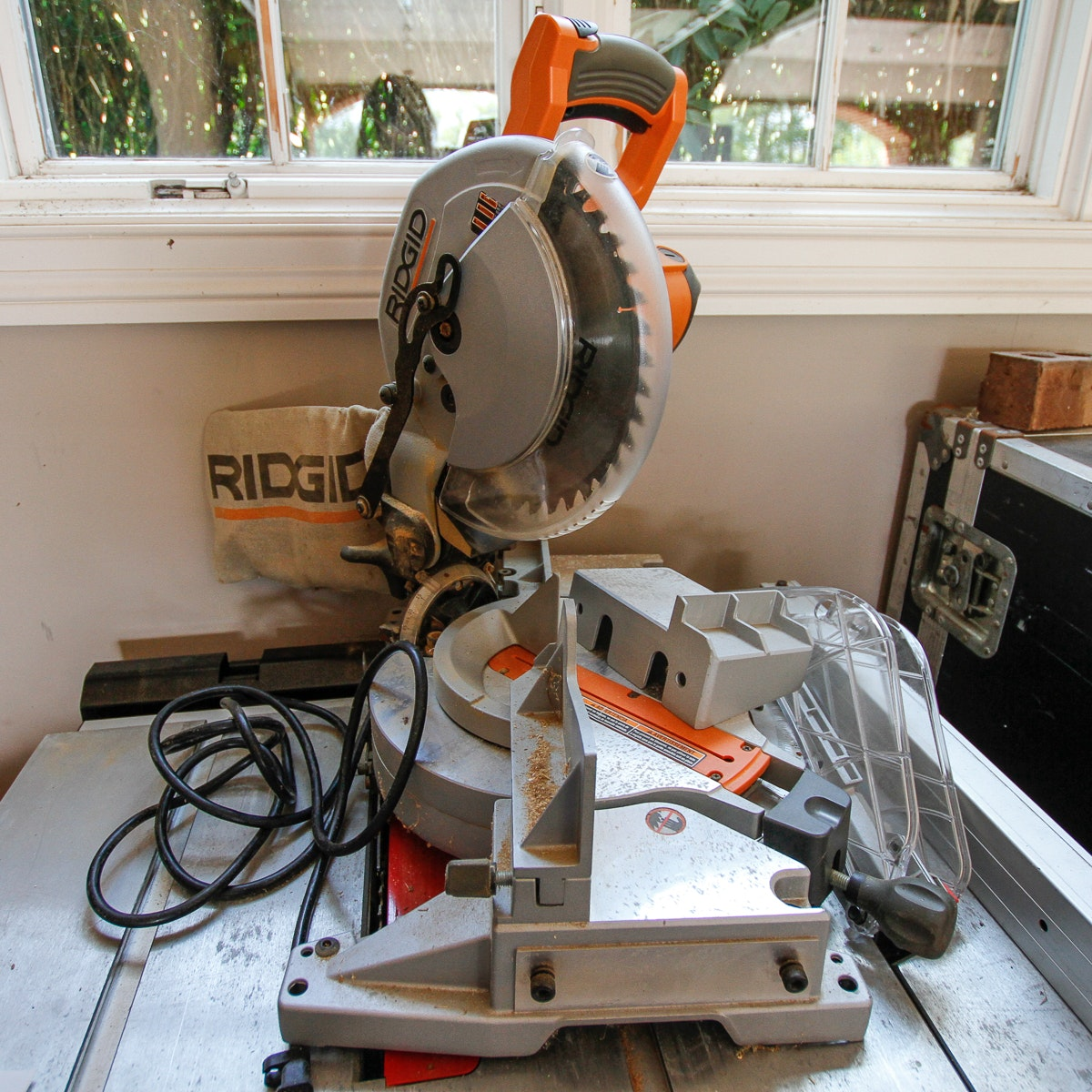 Ridgid Compound Miter Saw