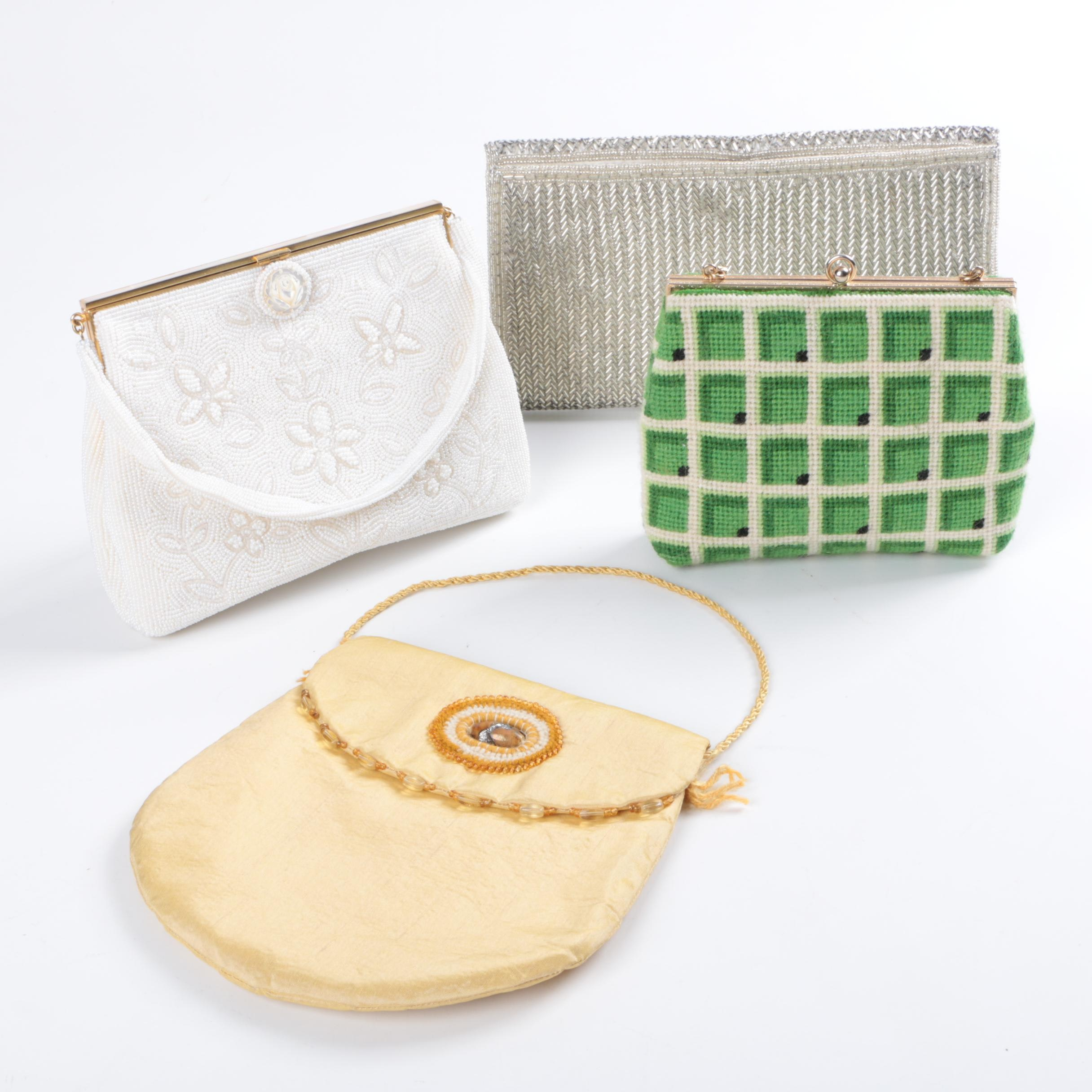 Vintage Evening Bags With Josef