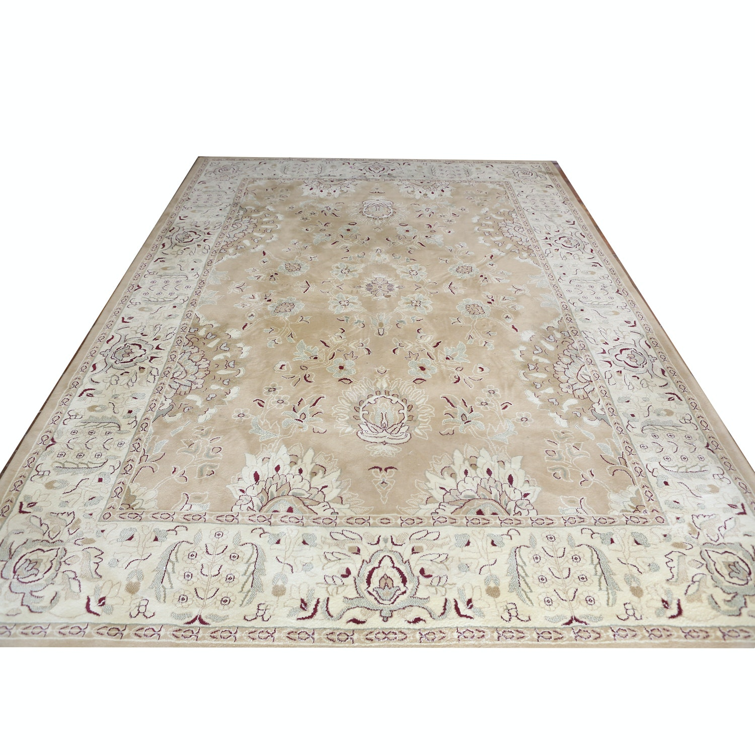"Power-Loomed Turkish ""Excellent Collection"" Area Rug"