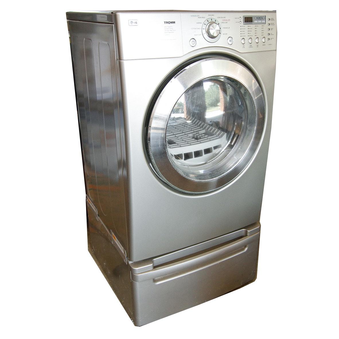 Front Load LG Tromm Dryer