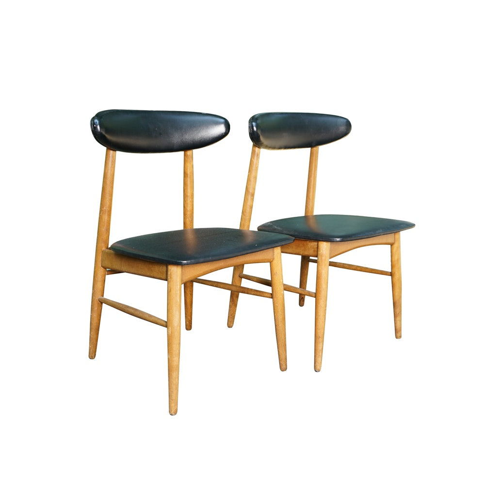 Mid Century Modern Side Chairs
