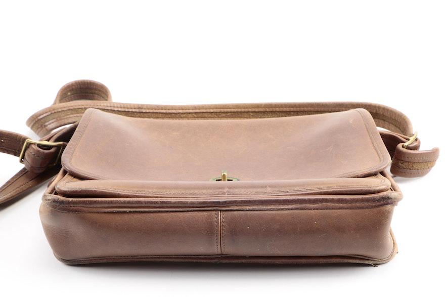 Vintage coach crossbody satchels ebth for 902 10 23 43