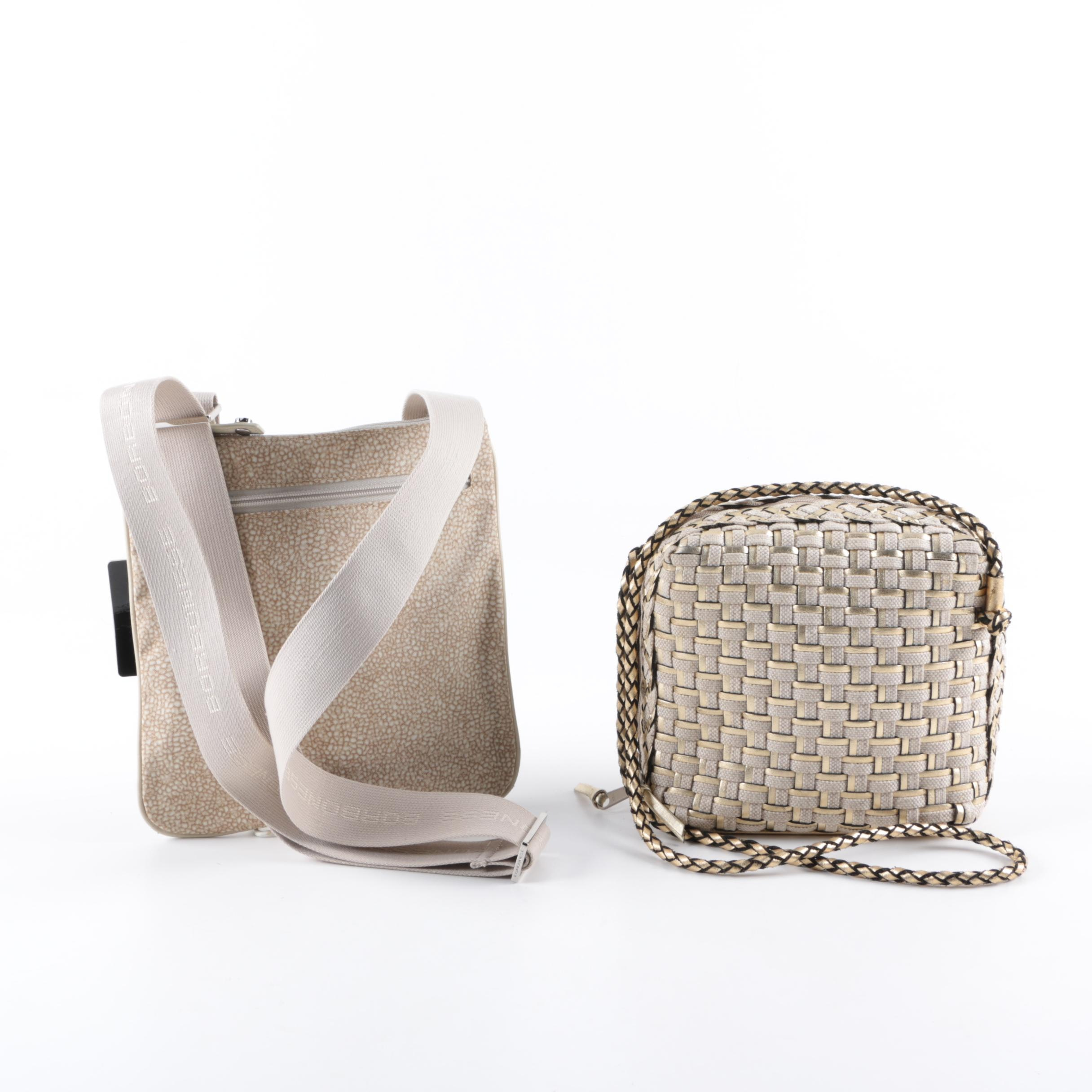 Borbonese and L.J.S. Collection Handbags