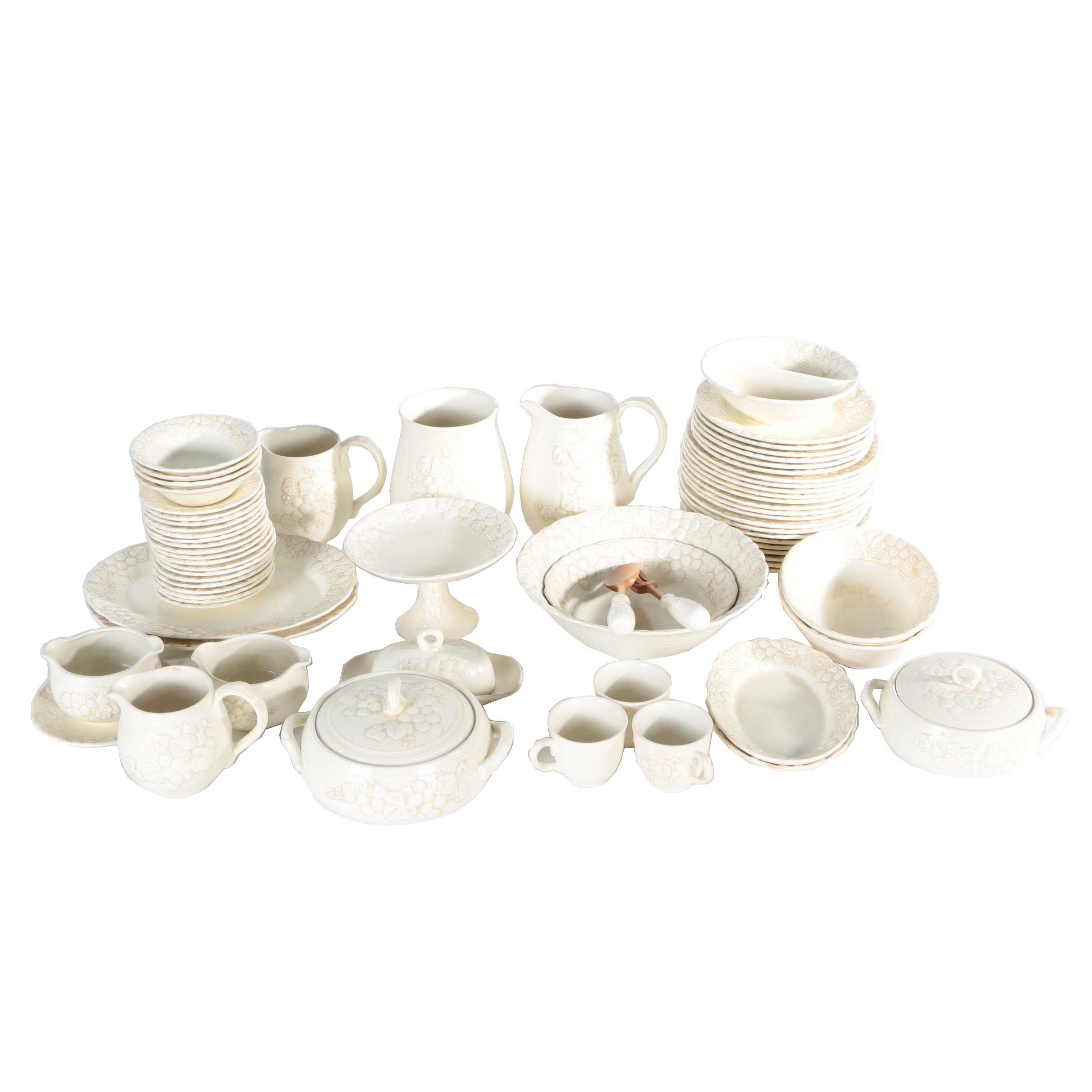 Metlox Stoneware Tableware