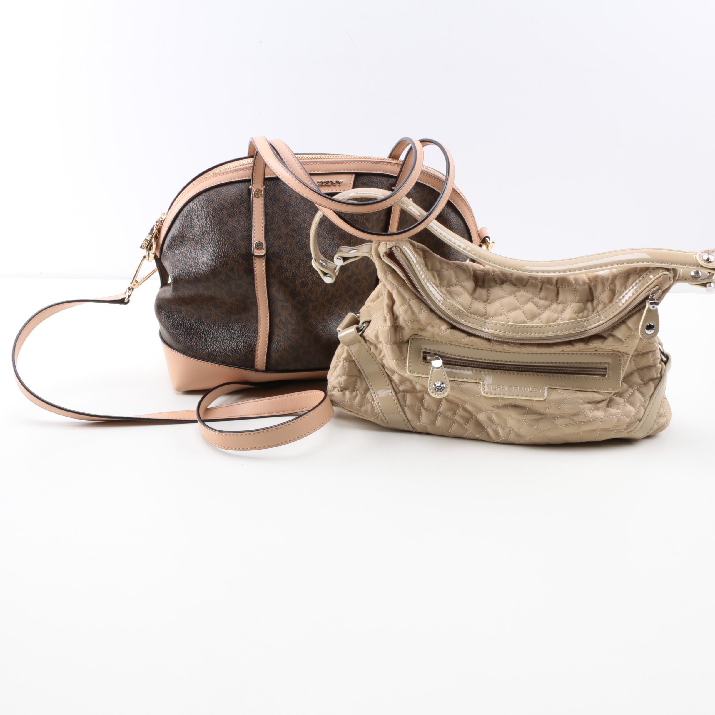 DKNY and Vera Bradley Handbags