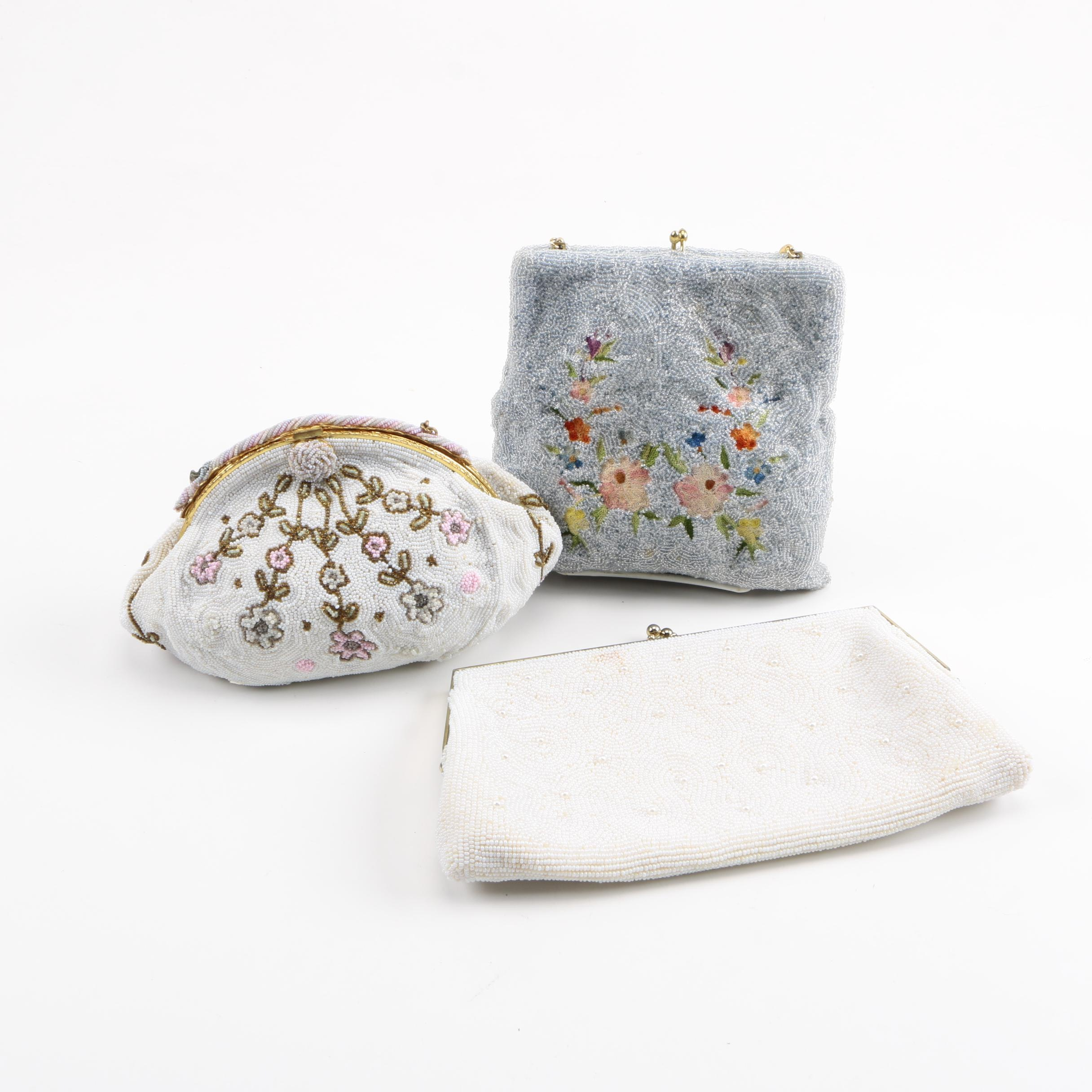 Collection of Vintage Evening Bags