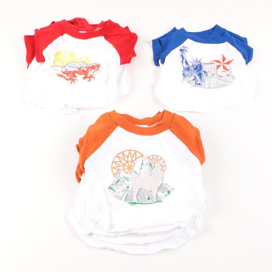 df1d959519ca Eighteen Medium Dog Shirts : EBTH
