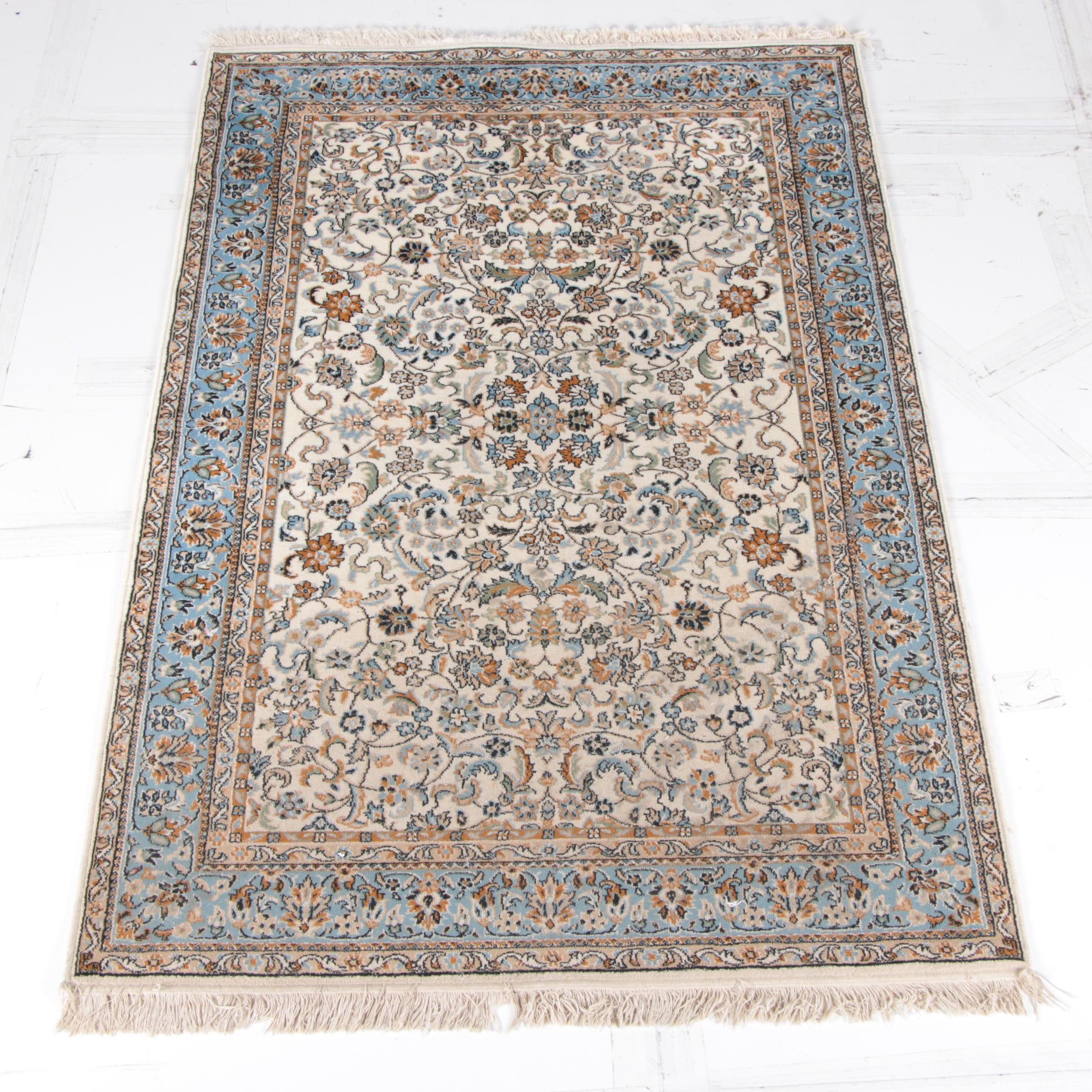 Power-Loomed Omid Asia Persian-Style Area Rug