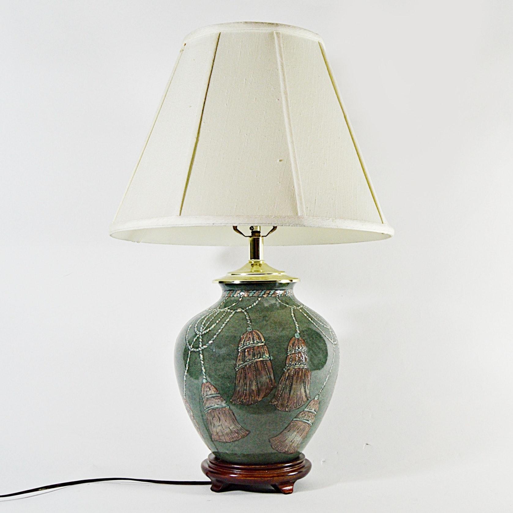Modern Ceramic Table Lamp