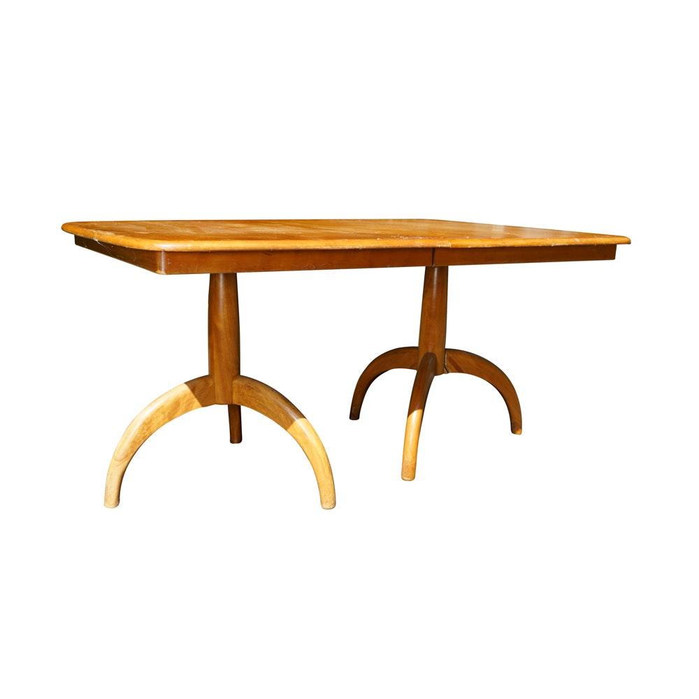 Vintage Heywood Wakefield Dining Table