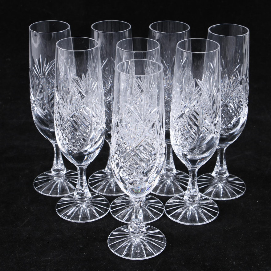 Galway Champagne Glasses