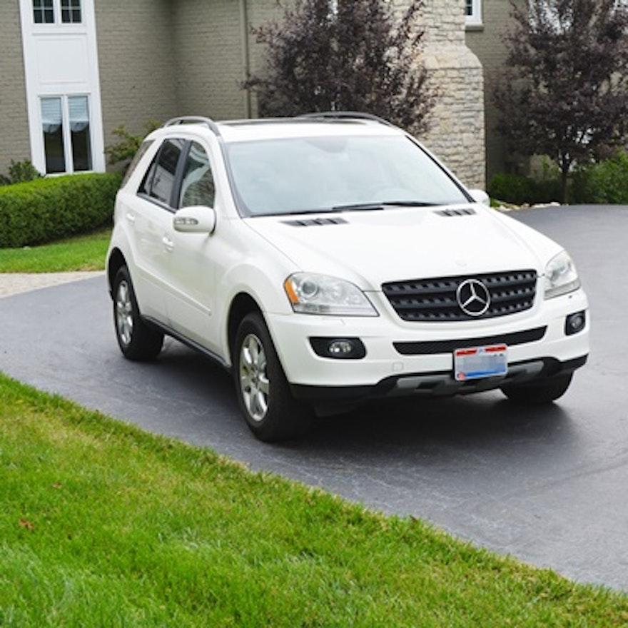2006 mercedes benz ml350 suv ebth for Mercedes benz ml 350 2006