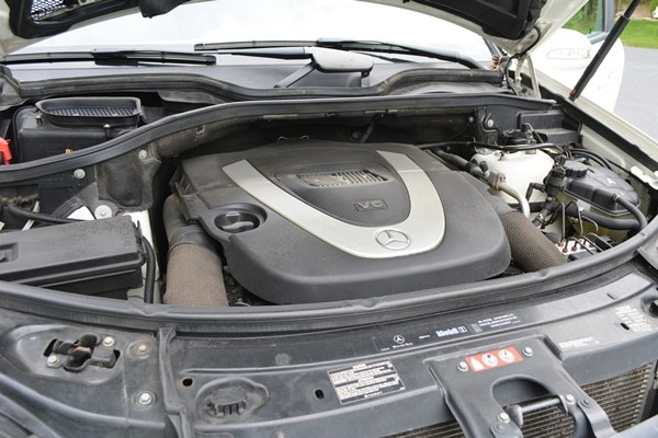 2006 Mercedes Benz Ml350 Suv Ebth