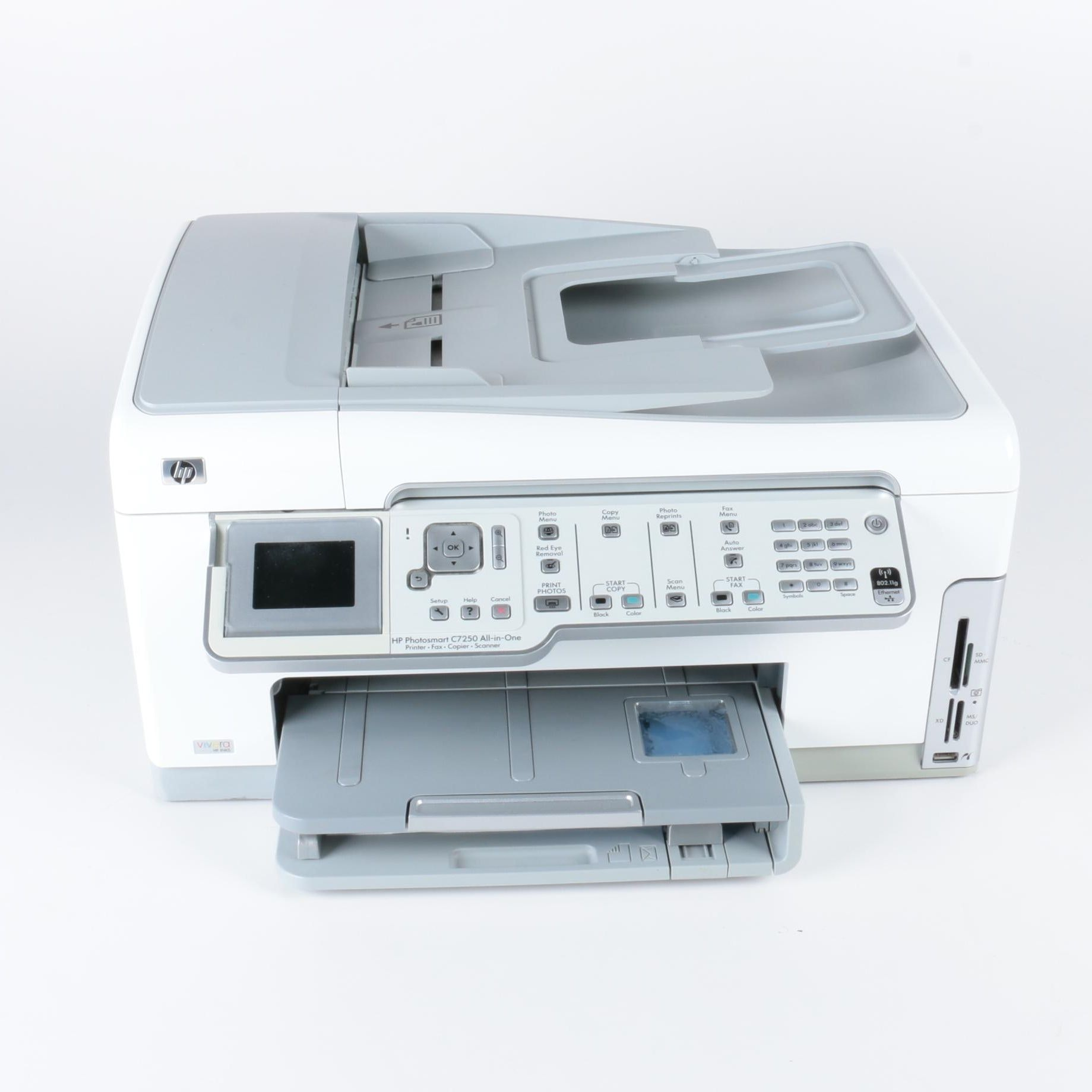 hp photosmart c7250 printer ebth rh ebth com hp photosmart c7250 owners manual HP C7250 Ink Cartridges