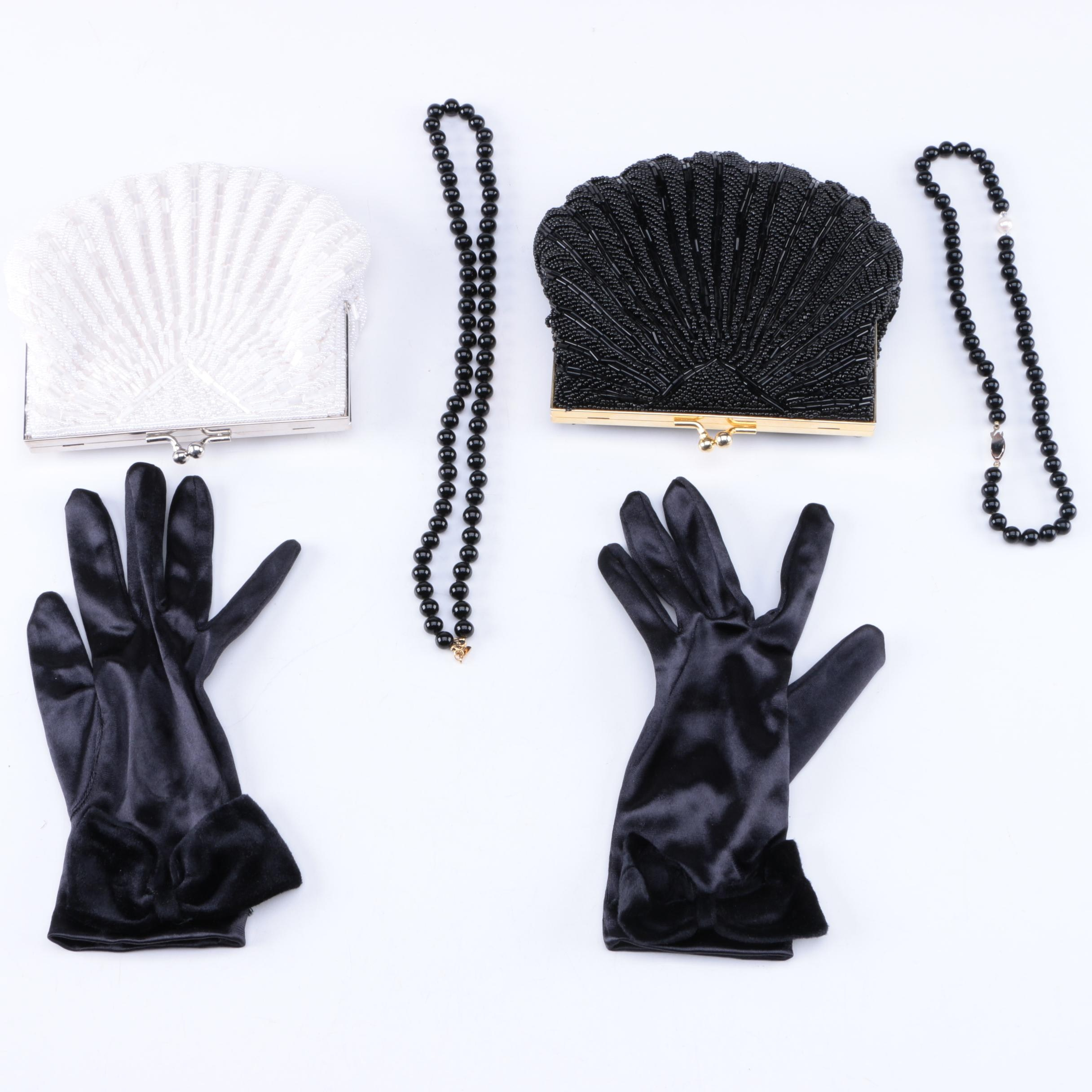 Evening Purses and Accessories